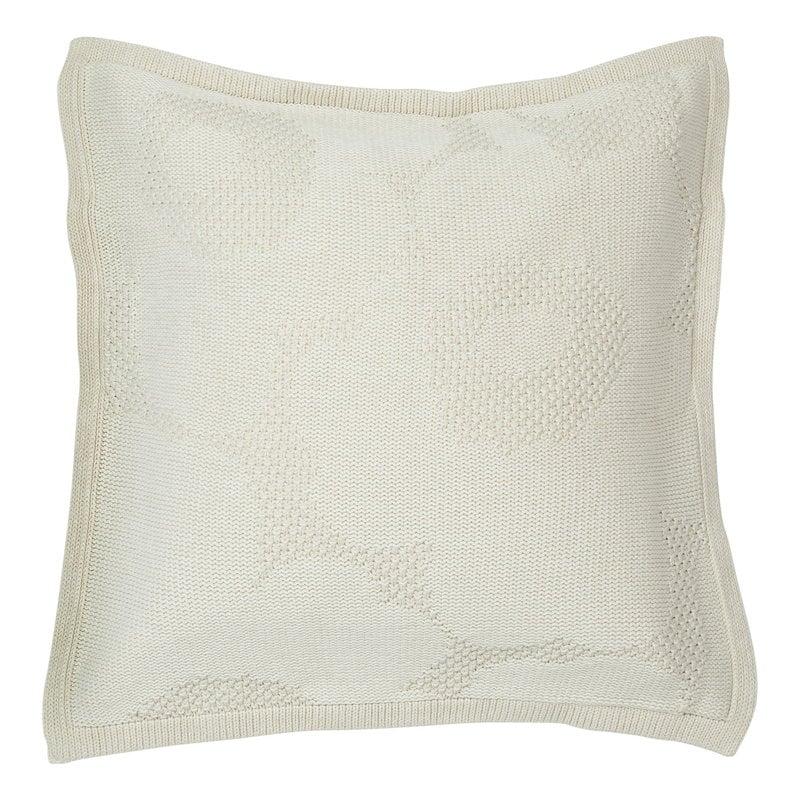 Marimekko Unikko tyynynpäällinen 50 x 50 cm, luonnonvalkoinen