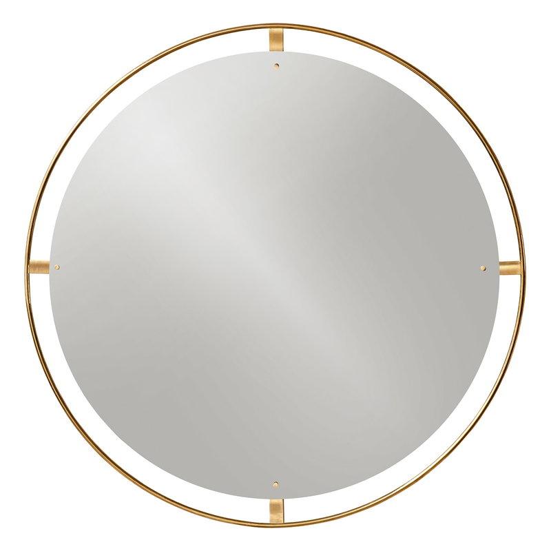 Menu Nimbus peili, kiillotettu messinki