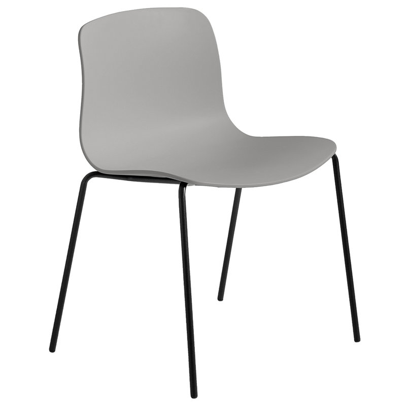 Hay About A Chair AAC16, concrete grey - nero