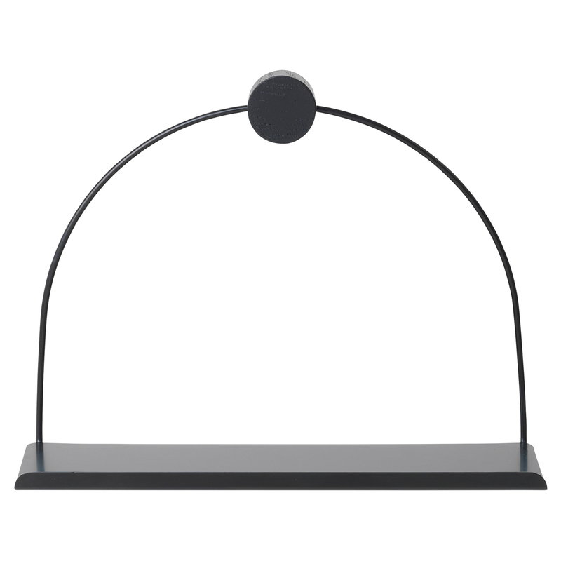 Ferm Living Bathroom shelf, black