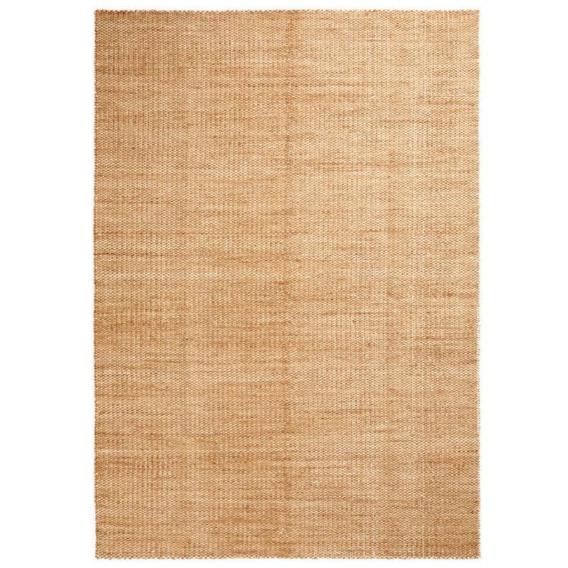 Hay Moiré Kelim matto, 140 x 200 cm, keltainen