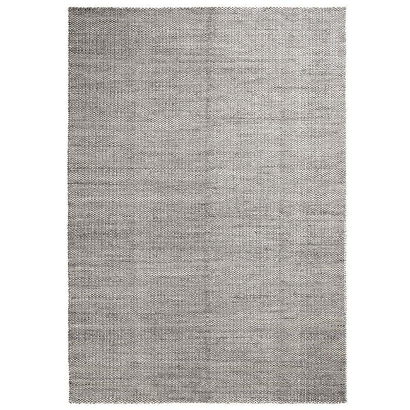 Hay Moiré Kelim rug, 140 x 200 cm, grey