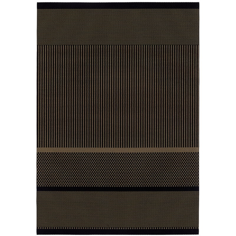 Woodnotes San Francisco carpet,  black - nutria