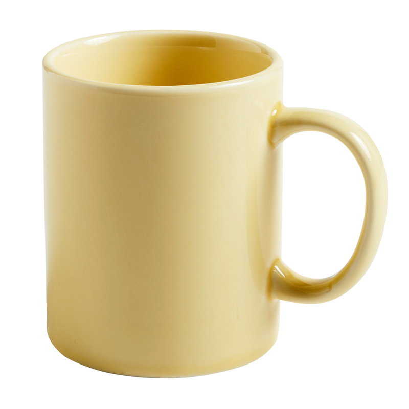 Hay Rainbow mug, light yellow