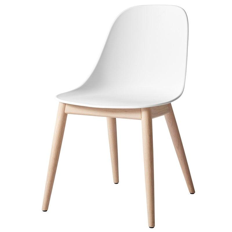 Brilliant Harbour Dining Side Chair White Oak Machost Co Dining Chair Design Ideas Machostcouk