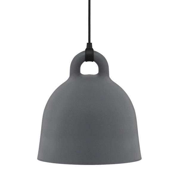 Normann Copenhagen Lampada Bell, S, grigia