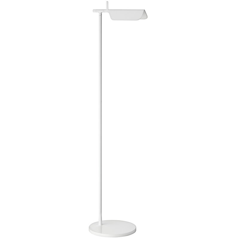Flos Tab F floor lamp, white