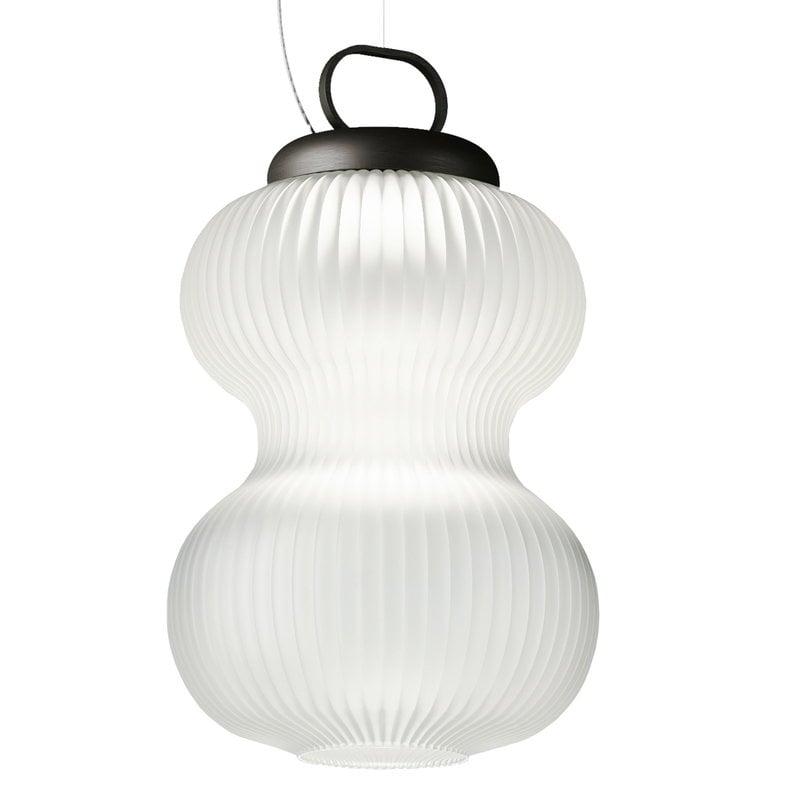 FontanaArte Kanji riippuvalaisin 51 cm, valkoinen