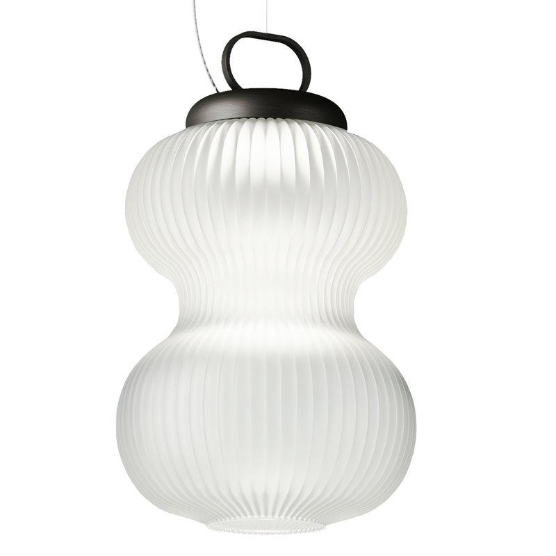 FontanaArte Kanji pendant 51 cm, white