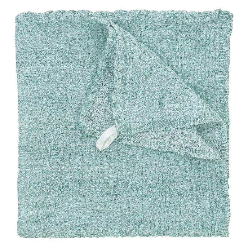 Lapuan Kankurit Nyytti giant towel, white - green