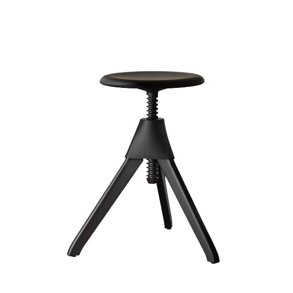 Magis Jerry Stool All Black Finnish Design Shop