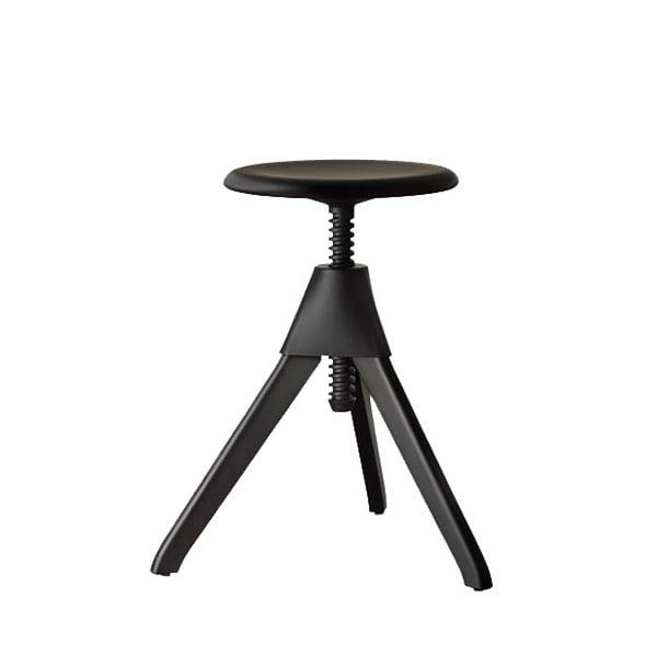 Magis Jerry stool, all black