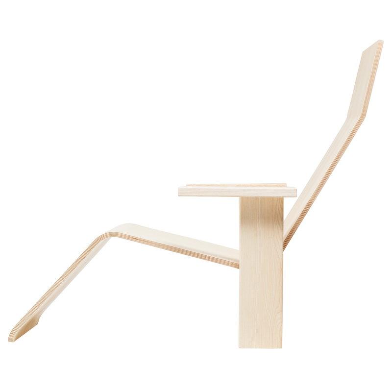 Mattiazzi Quindici chaise longue, ash