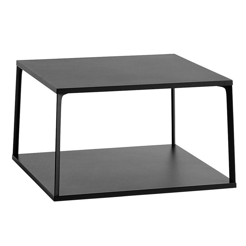 Hay Eiffel coffee table, square, 65 x 65 cm, black
