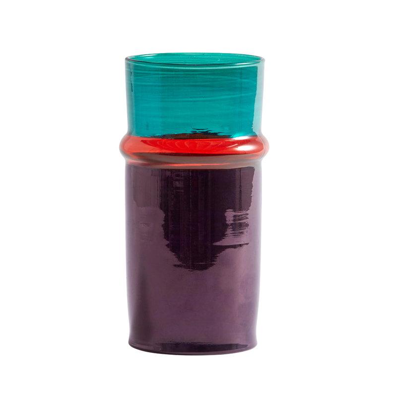 Hay Moroccan vase,  S, purple