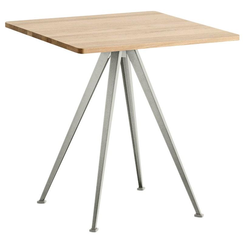 Hay Pyramid Café Table 21, 70 x 70 cm