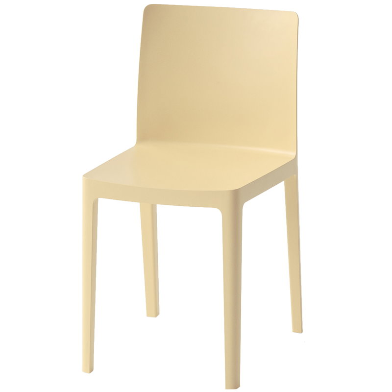 Hay Élémentaire chair, light yellow