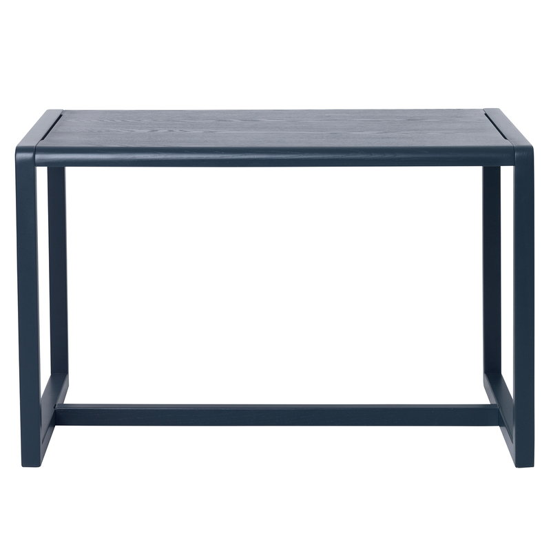 Ferm Living Little Architect table, dark blue