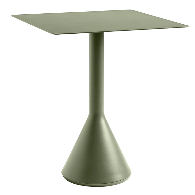 Hay Palissade Cone table 65 x 65 cm, olive
