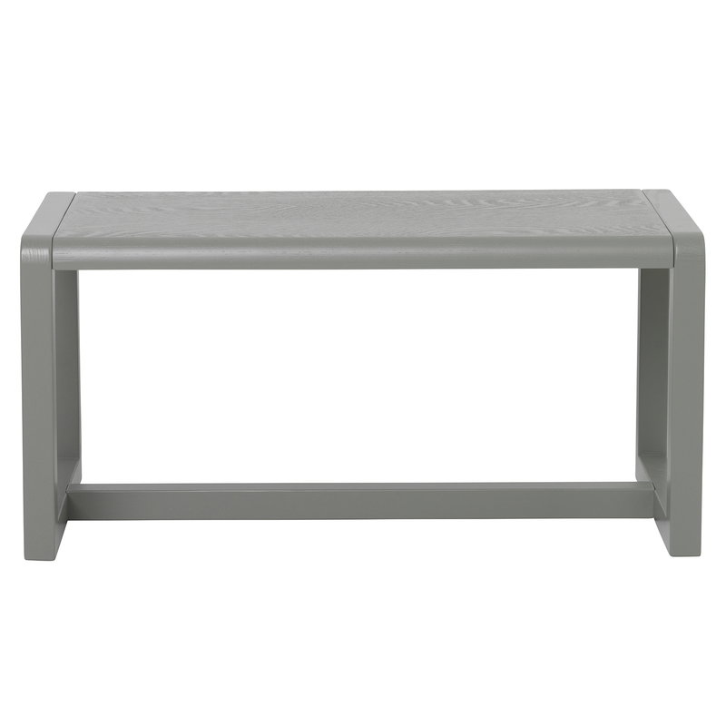 Ferm Living Little Architect bench, grey
