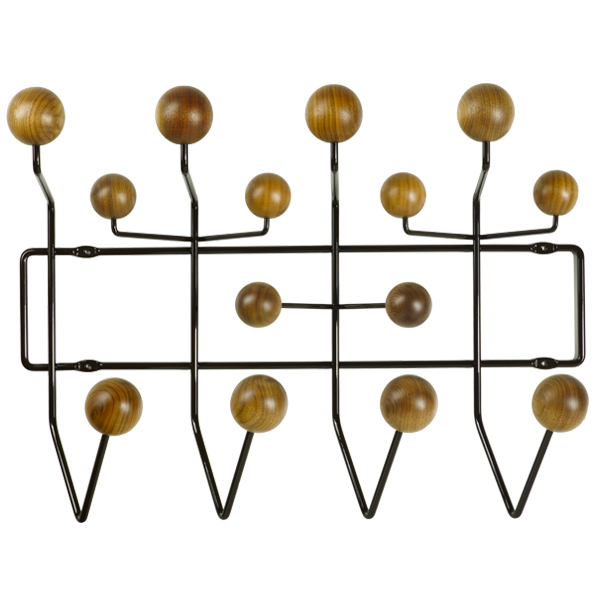 vitra hang it all naulakko suklaanruskea finnish design. Black Bedroom Furniture Sets. Home Design Ideas