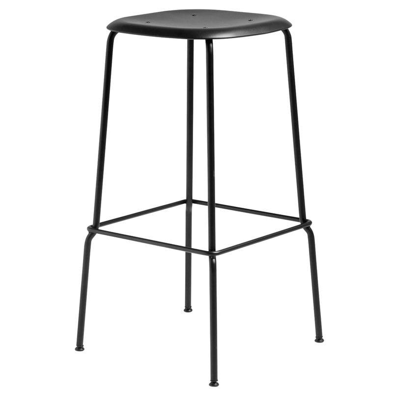 Phenomenal Soft Edge P30 Bar Stool Black Ncnpc Chair Design For Home Ncnpcorg