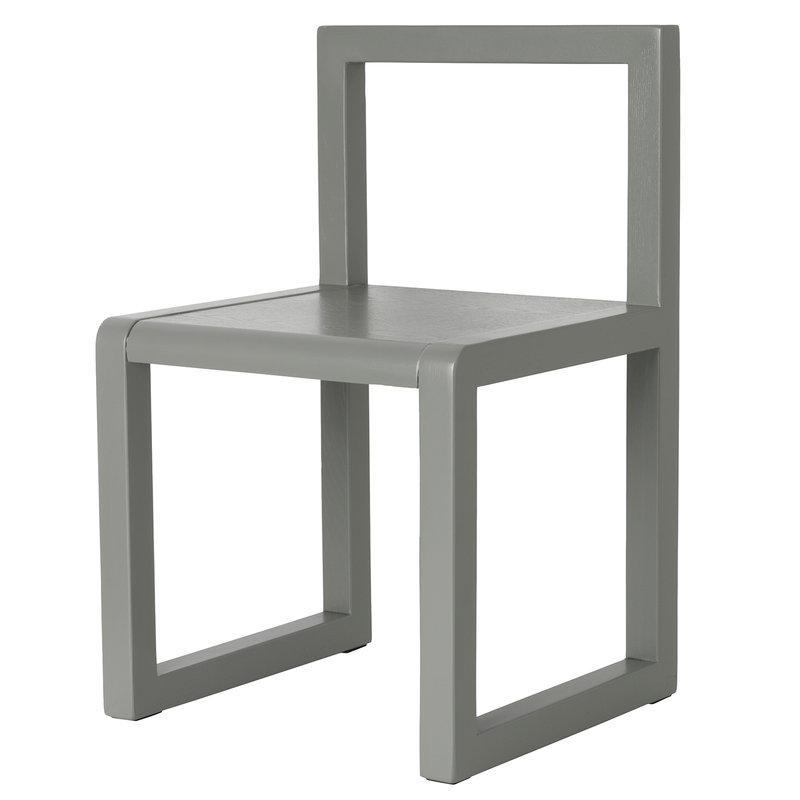 Ferm Living Little Architect chair, grey