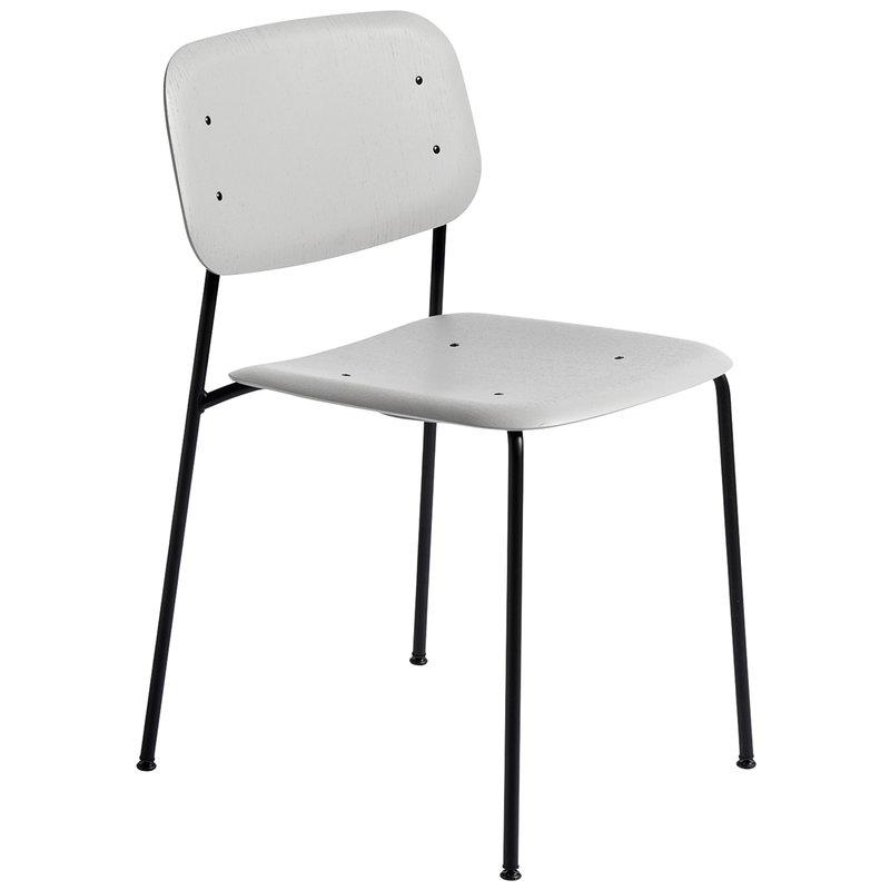 Hay Soft Edge 10 tuoli, musta - soft grey