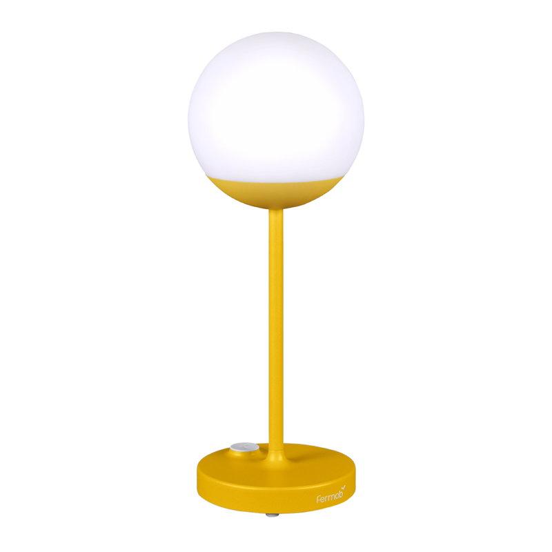 Fermob Mooon! table lamp, honey
