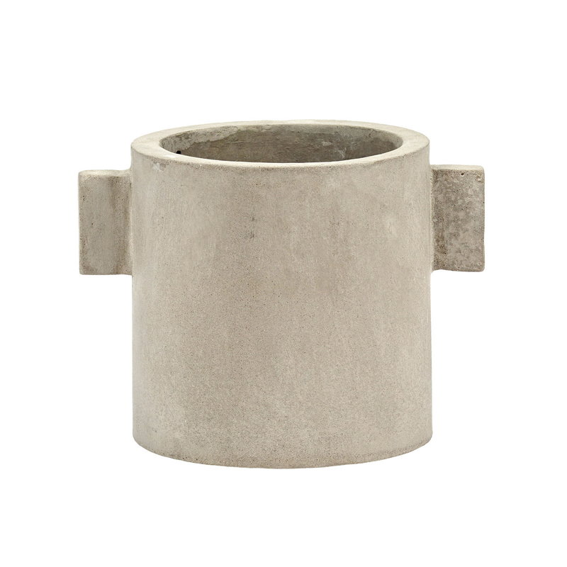 Serax Concrete plant pot 13 cm, grey
