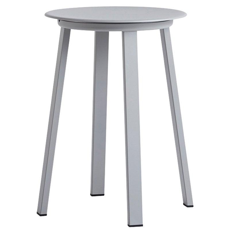 Hay Revolver stool, grey