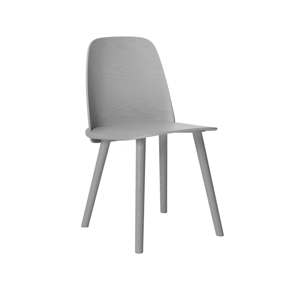 Muuto Nerd chair, grey