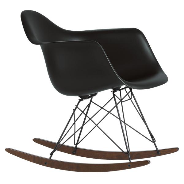 Astounding Eames Rar Rocking Chair Basic Dark Dark Maple Inzonedesignstudio Interior Chair Design Inzonedesignstudiocom