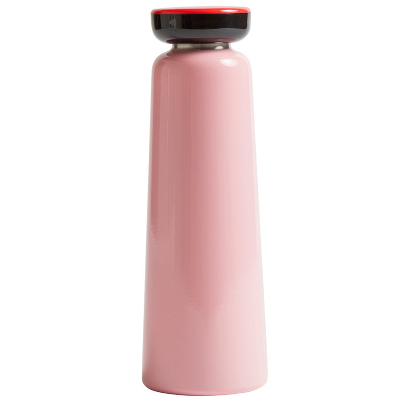 Hay Sowden bottle 0,35 L, light pink