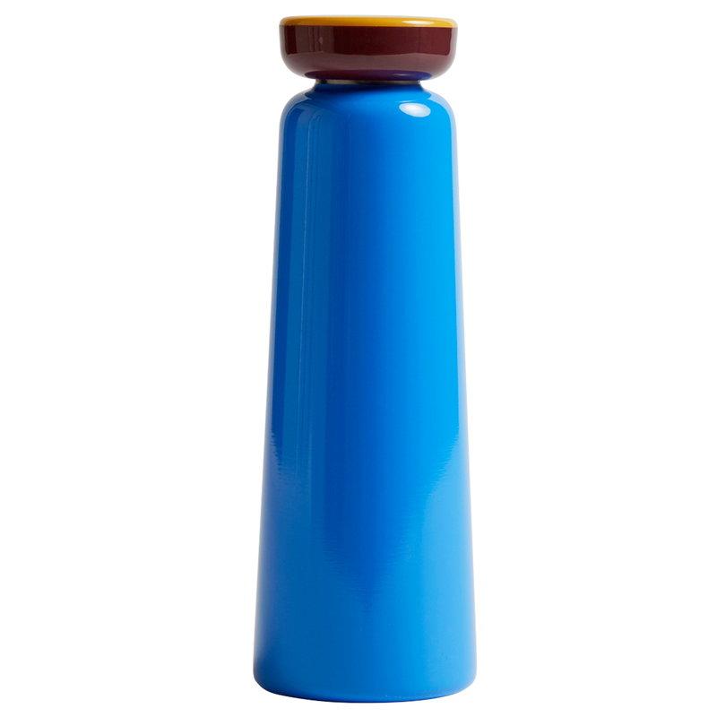 Hay Bottiglia Sowden 0,35 L, blu
