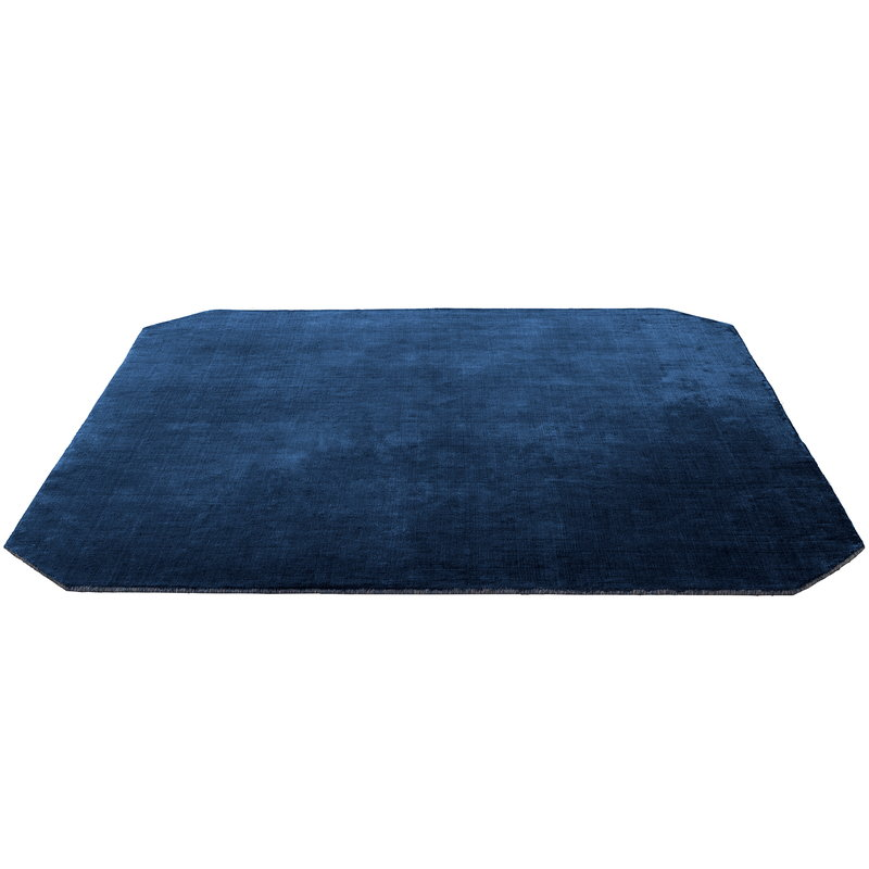 &Tradition Tappeto The Moor AP6, 240 x 240 cm, blue midnight