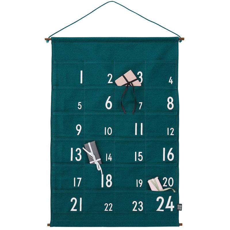 Design Letters Joulukalenteri, vihreä