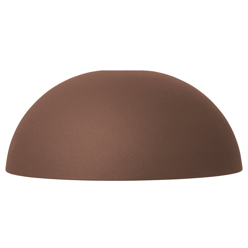 Ferm Living Dome shade, red brown