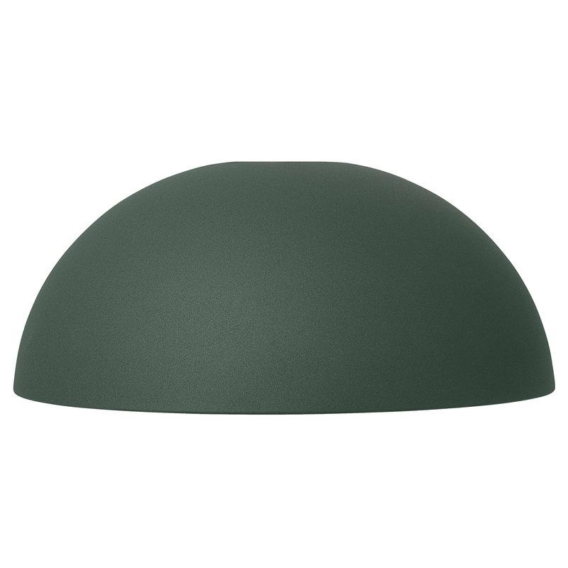 Ferm Living Dome shade, dark green