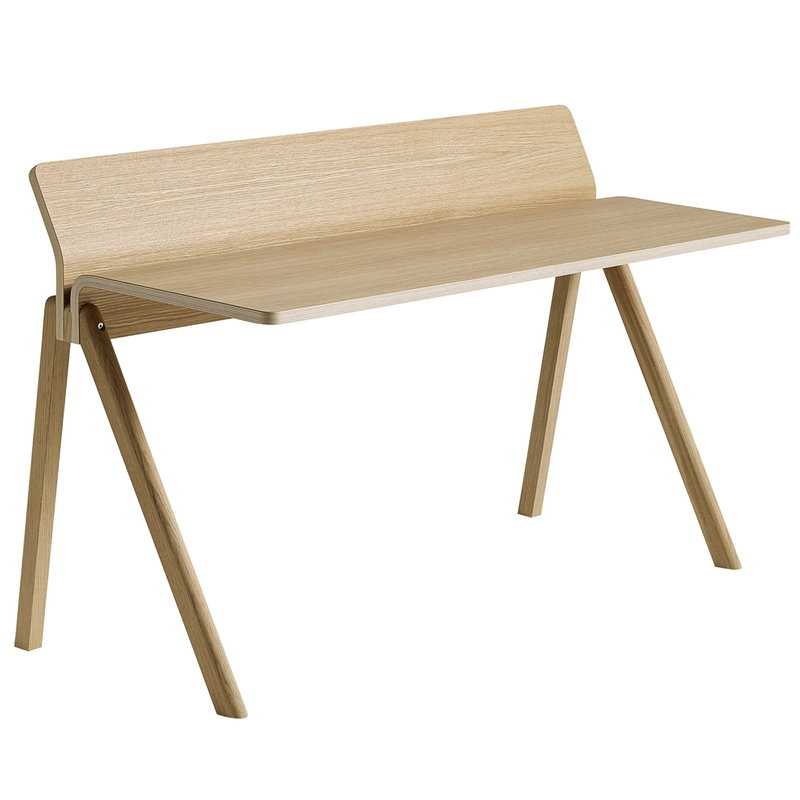 Hay CPH190 desk, lacquered oak