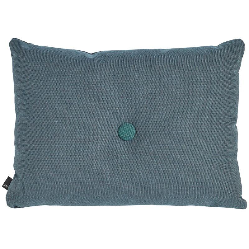 Hay Dot cushion, Steelcut Trio, racing green