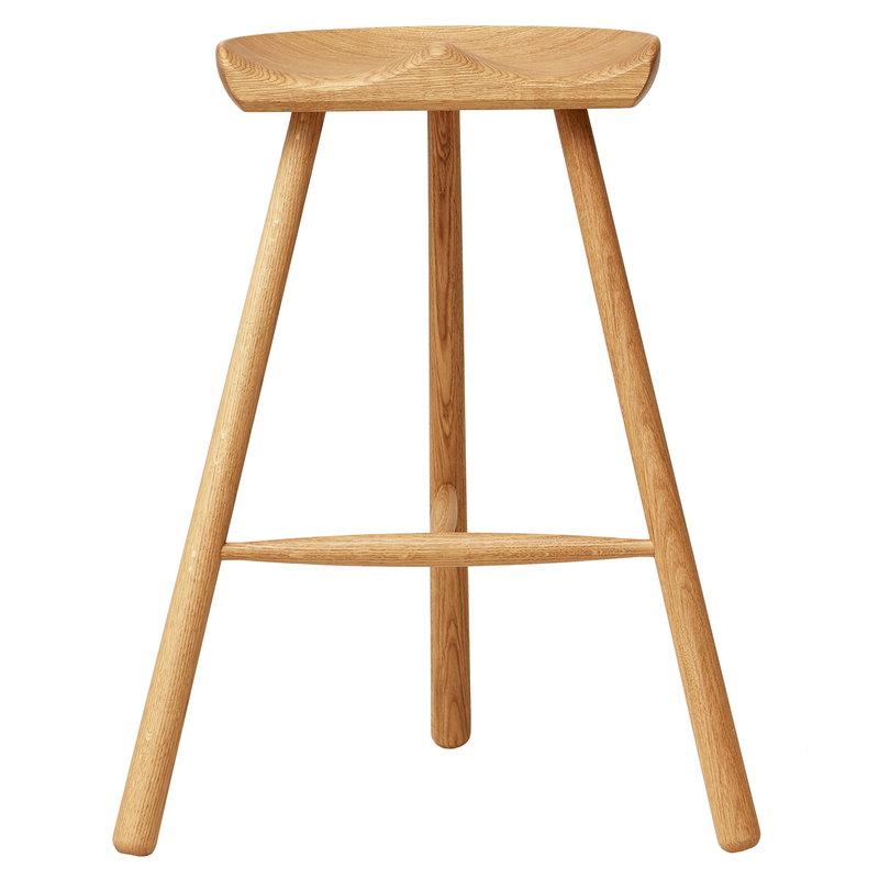 Form & Refine Shoemaker Chair No. 68 baarijakkara, tammi