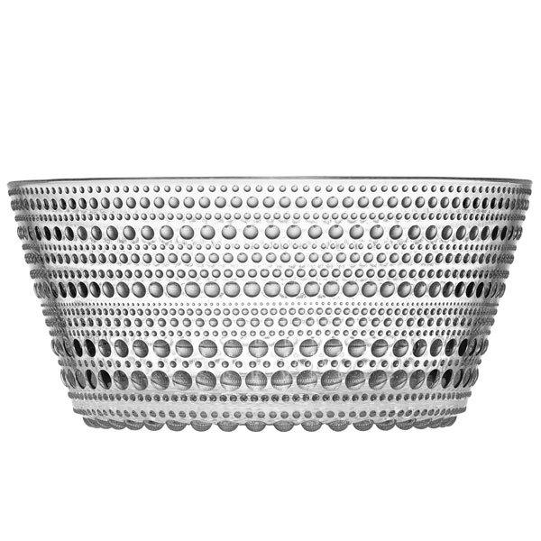Iittala Kastehelmi bowl 1,4 L, clear