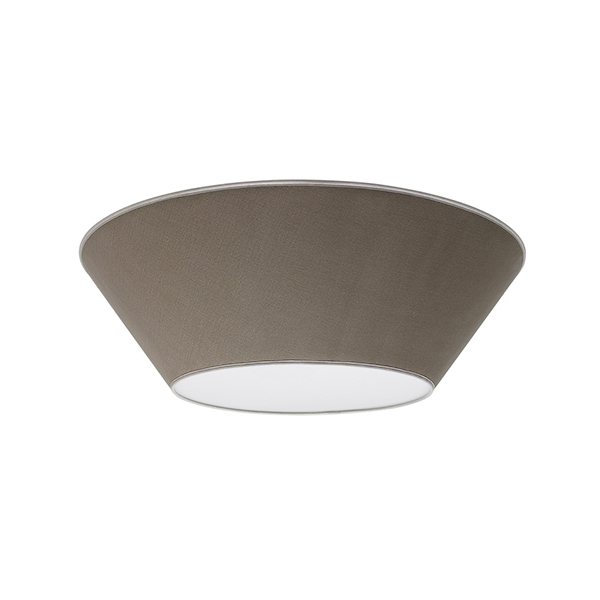 Lundia Halo ceiling light, small, sand
