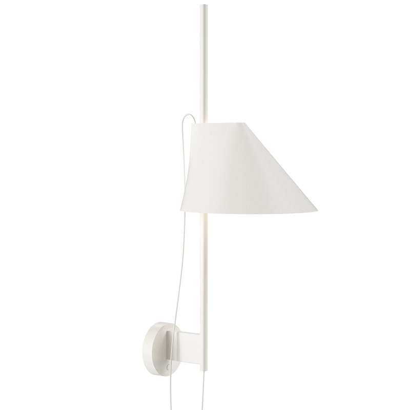 Louis Poulsen Yuh wall lamp, white