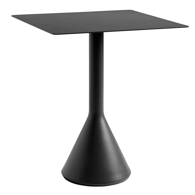 Hay Palissade Cone table 65 x 65 cm, antracite