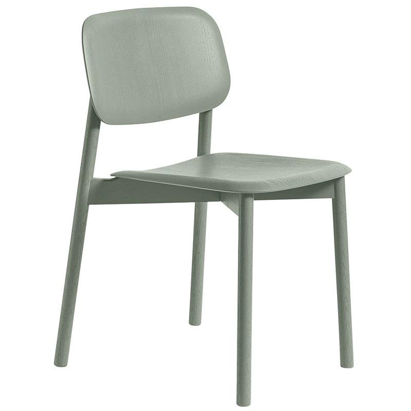 Hay Soft Edge 12 tuoli, dusty green