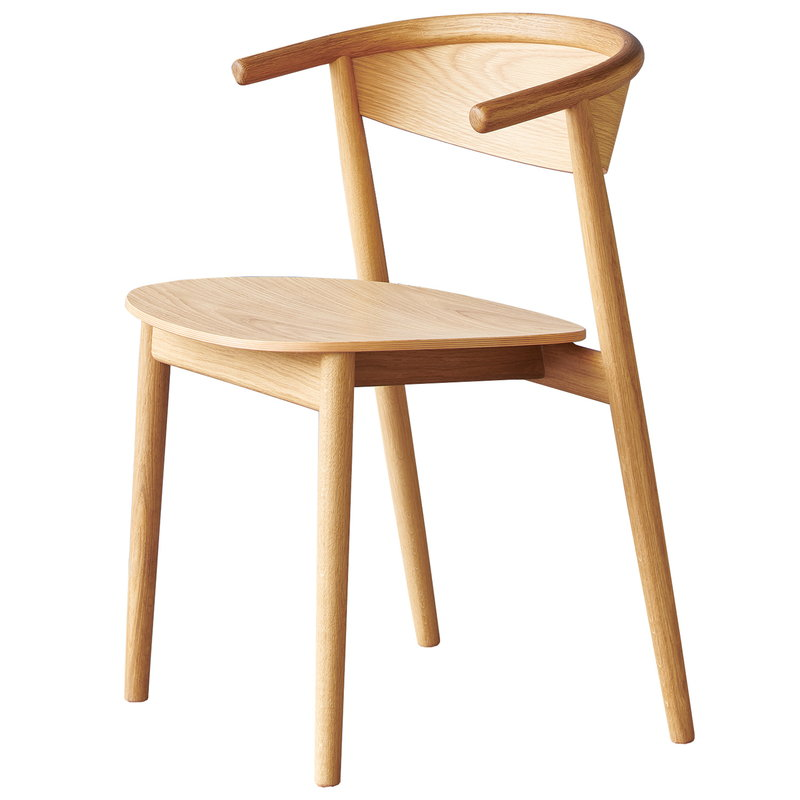 Hakola Mama chair, oak