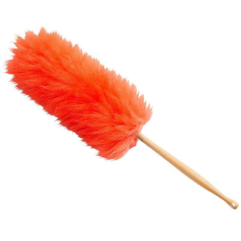 Hay Merino duster, red