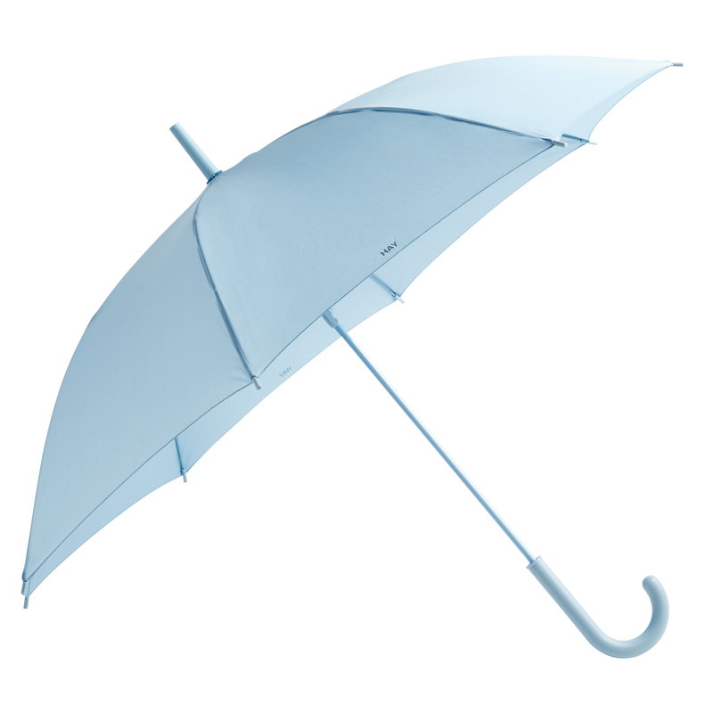 Hay Mono umbrella, light blue